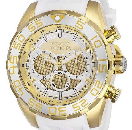 Relógio Masculino invicta Pro Diver 26303 Branco