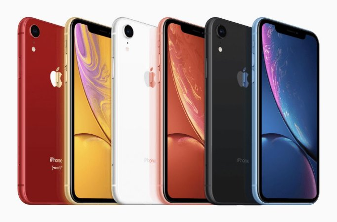 Iphone XR Tela 6.1 Polegadas