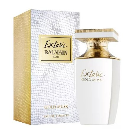 Perfume Feminino Balmain Extatic Gold Musk Eau de Toilette