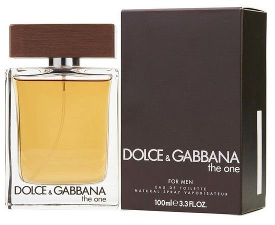 Perfume Masculino Dolce & Gabbana The One Eau de Toilette
