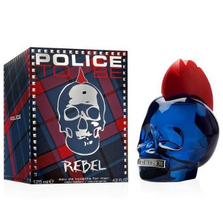 Perfume Masculino Police To Be Rebel Eau de Toilette