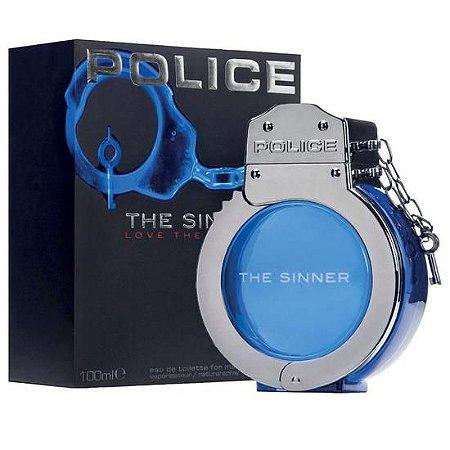 Perfume Masculino Police The Sinner Eau de Toilette
