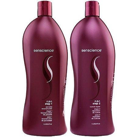 Kit Senscience True Hue Violet Shampoo + Condicionador 1 Litro