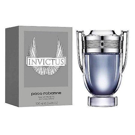 Perfume Masculino Paco Rabanne Invictus Eau de Toilette