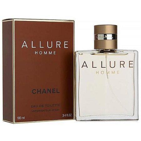 Perfume Masculino Chanel Allure Homme Eau de Toilette