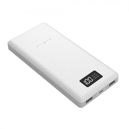 Carregador USB Pineng PN-969 20000MAH Branco