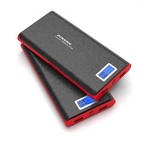 Carregador USB Pineng PN-920 20000MAH Preto