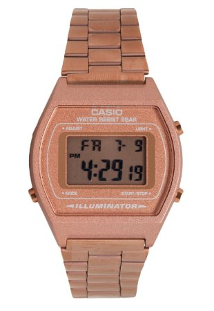 Relógio Feminino Casio Modelo B640WC-5A Rose
