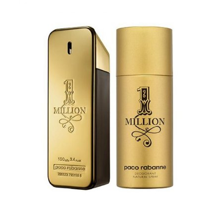 Kit One Million Paco Rabanne Edt Perfume 100ml + Desodorante