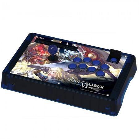 Controle Arcade Hori Soulcalibur 6 Stick Xbox One