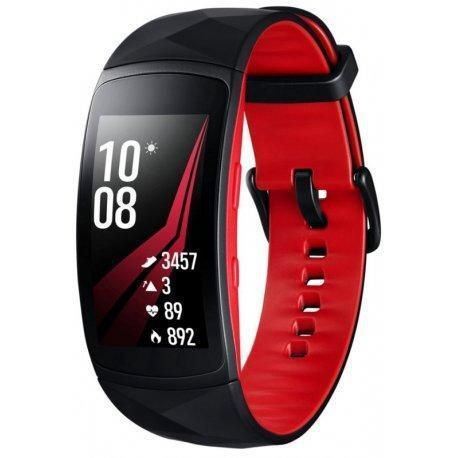 Relógio Unissex Samsung Gear Fit 2 SM-R365 Digital