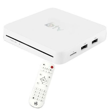 Receptor Digital b-TV BX Ultra HD 4K Branco