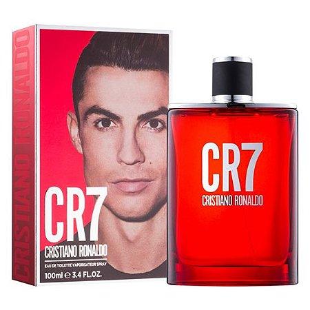 Perfume Masculino Cristiano Ronaldo CR7 Eau de Toilette