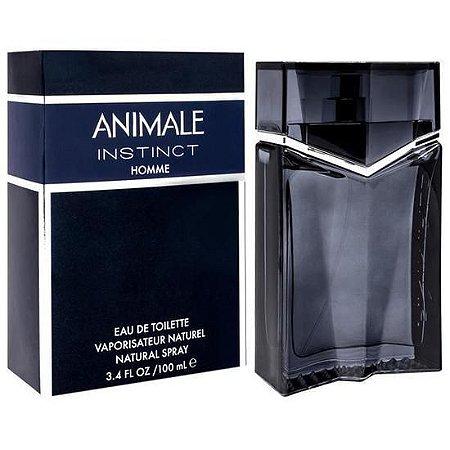 Perfume Masculino Animale Instinct Homme Eau de Toilette