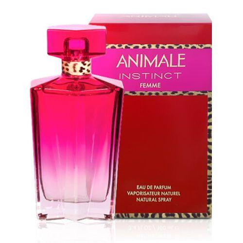 Perfume Feminino Animale Instinct Femme Eau de Parfum