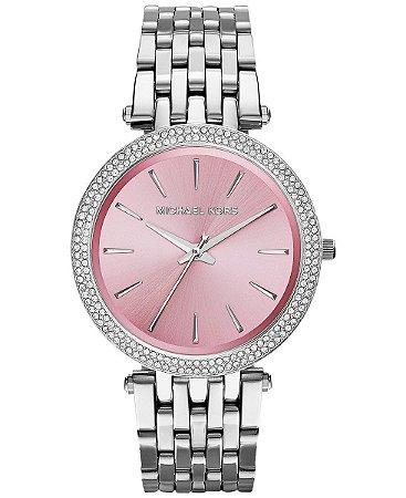 Relógio Feminino Michael Kors MK3352 Prata