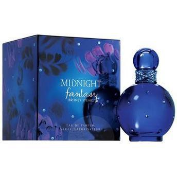 Perfume Feminino Fantasy Britney Spears Midnight Eau de Parfum