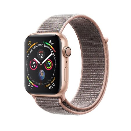Apple Watch Serie 4 (Celular + GPS )  44mm Pulseira Esportiva Loop