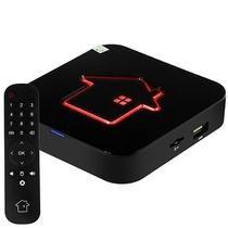 Receptor Digital h-TV Box 6 Ultra HD 4K Preto