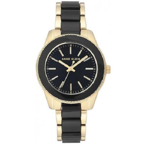 Relógio Feminino Anne Klein AK3214-BKGB Misto