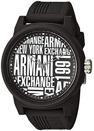 Relógio Masculino Empório Armani AX1443 Preto