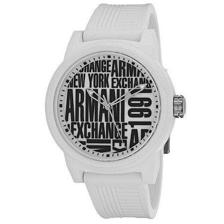 Relógio Masculino Empório Armani AX1442 Branco