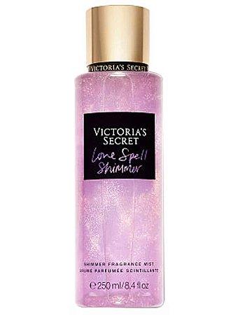 Body Splash Victoria's Secret Love Spell Shimmer 250ml