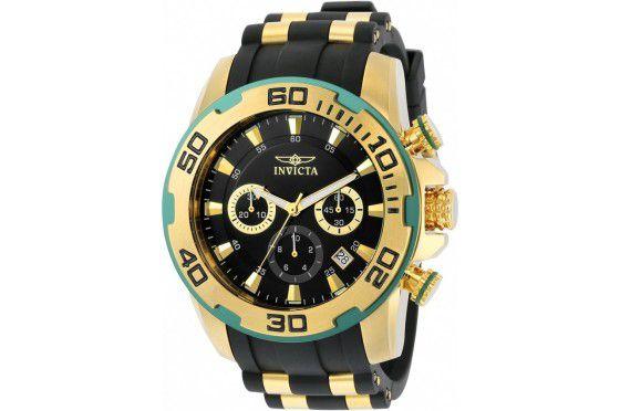 Relógio Masculino Invicta Pro Diver 22347 Dourado