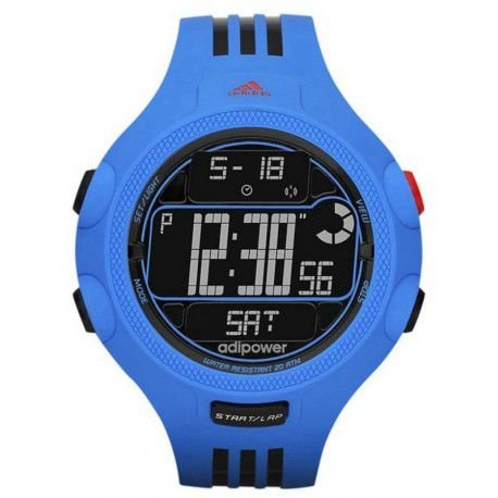 Relógio Masculino Adidas Digital ADP3122 Azul