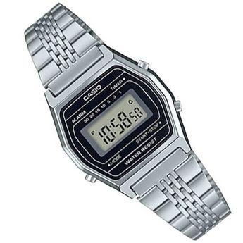 Relógio unissex Casio Vintage LA690WA-1D Prata