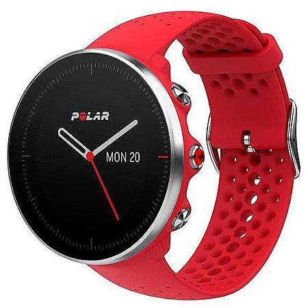 Relógio Masculino Cardiaco Polar Vantage M 90069735 M-L com GPS e Bluetooth