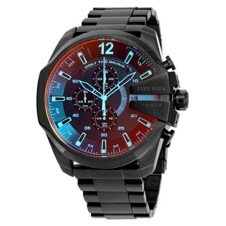 Relógio masculino Diesel DZ4318 Preto