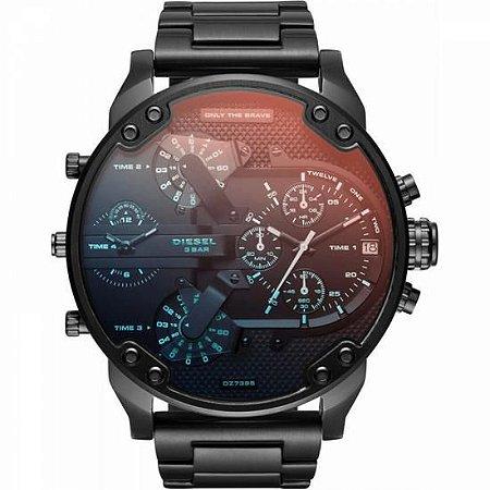 Relógio masculino Diesel DZ7395 Preto