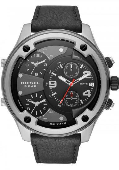 Relógio masculino Diesel DZ7415 Preto