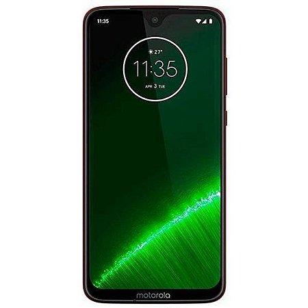 "Smartphone Motorola Moto G7 Plus Dual Chip 4G Tela 6.2 Polegadas"""