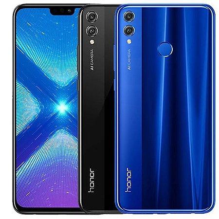 "Smartphone Huawei Honor 8X JSN-L23 Dual Chip 4G Tela 6.5"" Polegadas"