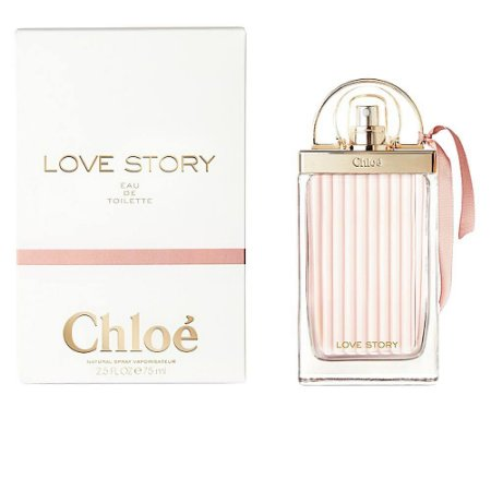 Perfume Feminino Chloé Love Story Eau de Toilette