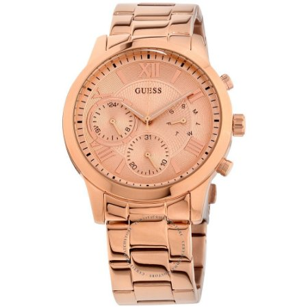 Relógio Feminino Guess Solar W1070L3 Rose