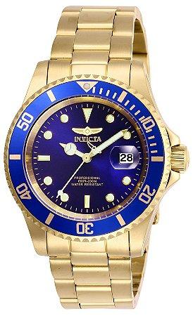 Relógio Masculino Invicta Pro Diver 26974 Dourado