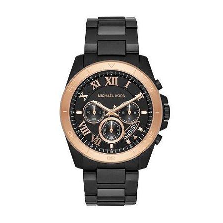 Relógio Feminino Michael Kors MK8583 Preto