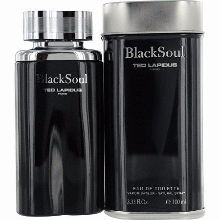 Perfume Masculino black Soul Eau De Toilette