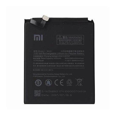 Bateria para Celular Xiaomi BN31 3000MAH (Mi A1/5X/Note 5A)