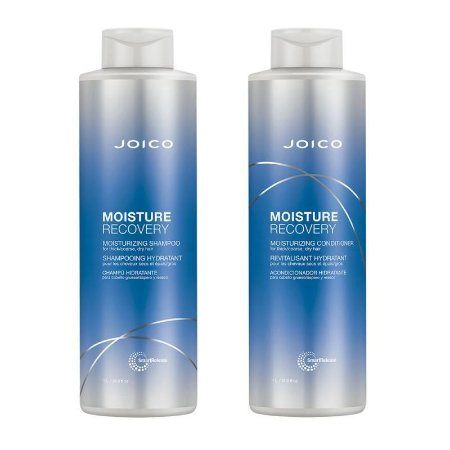 Kit Joico Moisture Recovery Shampoo e Condicionador 1 Litro