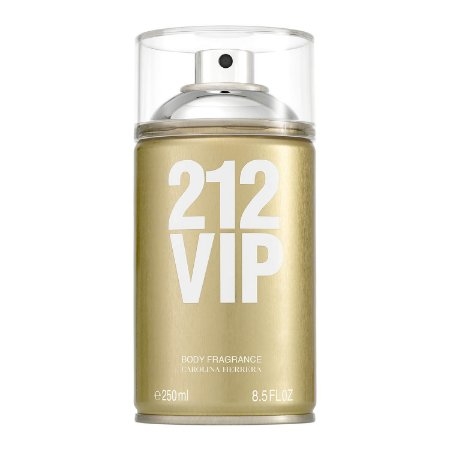 Desodorante Feminino 212 VIP Body Spray 250ml