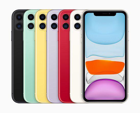 Iphone 11 Tela 6.1 Polegada
