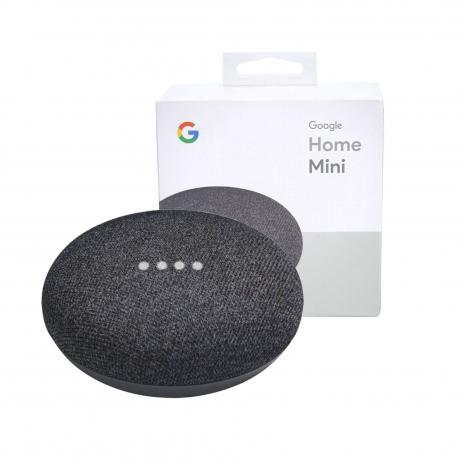 Caixa de Som Google Home Mini Bluetooth