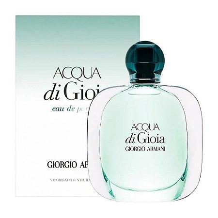 Perfume Feminino Giorgio Armani Acqua Di Gioia Eau de Parfum