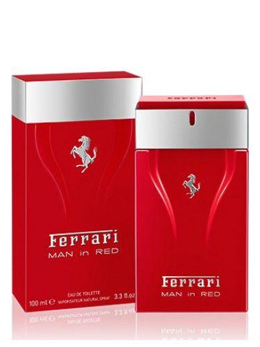 Perfume Masculino Ferrari Man In Red Eau de Toilette