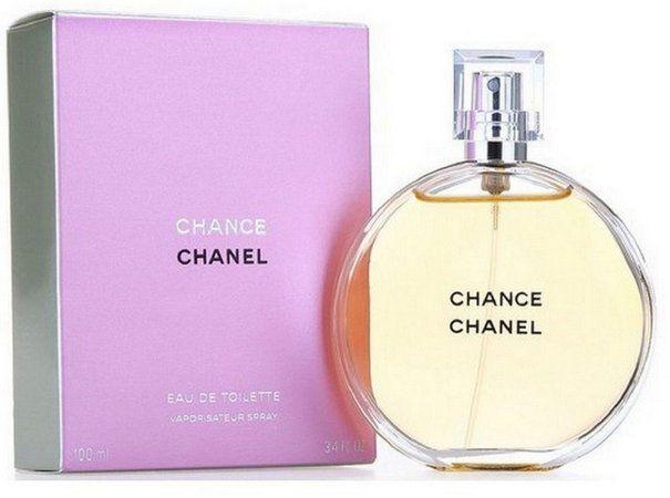 Perfume Feminino Chanel Chance Eau De Toilette