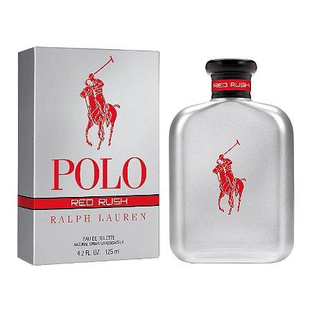Perfume Masculino Polo Red Rush Eau de Toilette